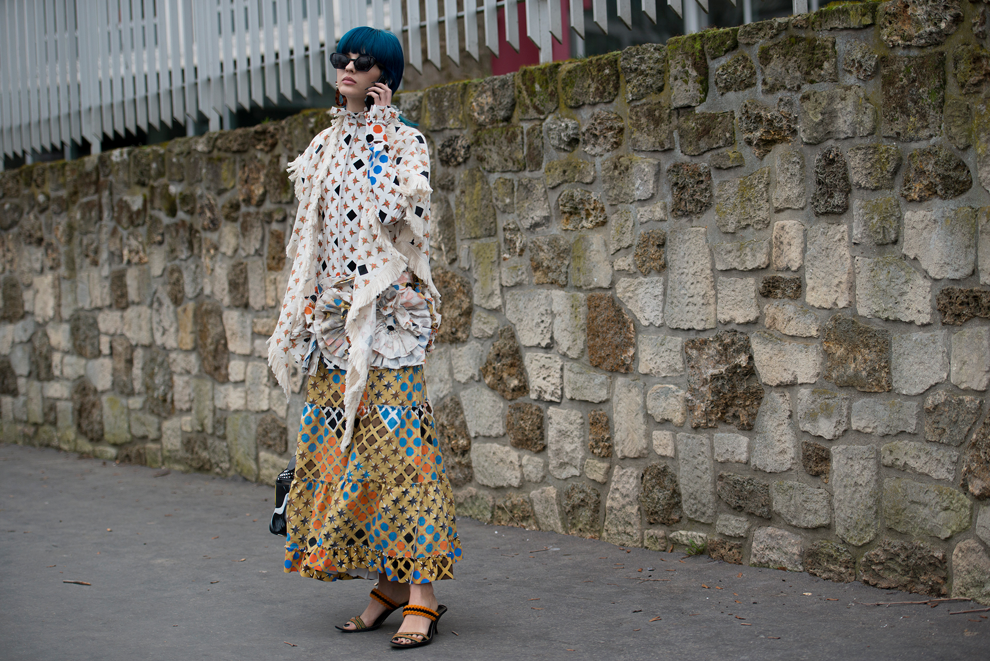 Streetsnaps Paris Fashion Week March 2017 Part 2 - 3747935