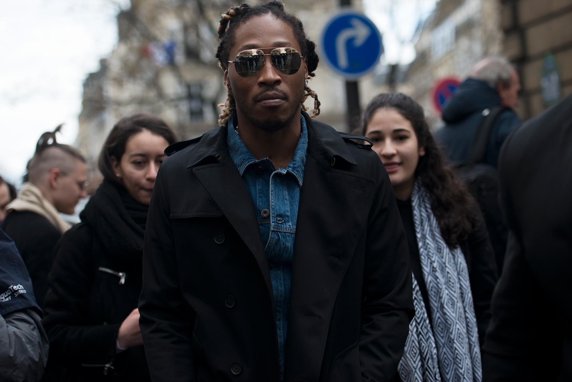 Streetsnaps Paris Fashion Week March 2017 Part 2 - 3747936
