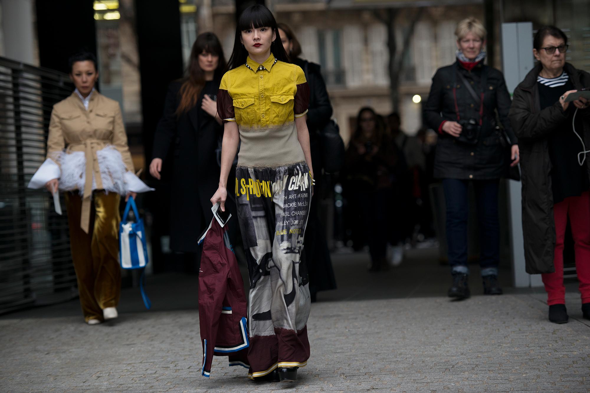 Streetsnaps Paris Fashion Week March 2017 Part 2 - 3747931