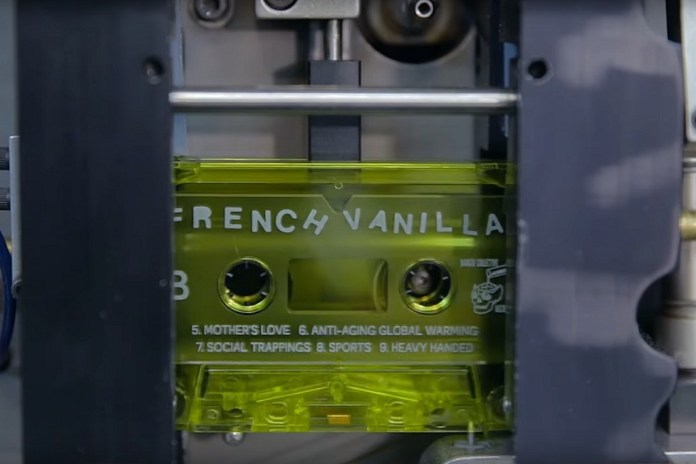 This Is How Cassette Tapes Come to Life