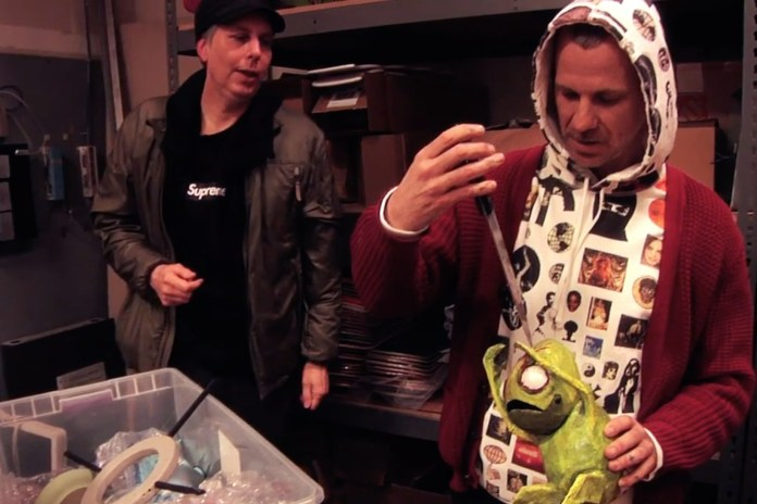 Supreme Collaborator Mike Hill Explains the Inspirations Behind His Dioramas