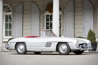 Some of the World's Most Desirable Cars Have Just Been Found in a Castle in Switzerland