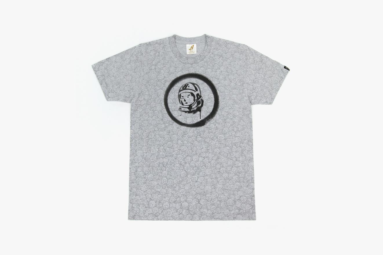 Takashi Murakami Billionaire Boys Club BBC Collaborations Clothing T-Shirts Capsules - 3757552
