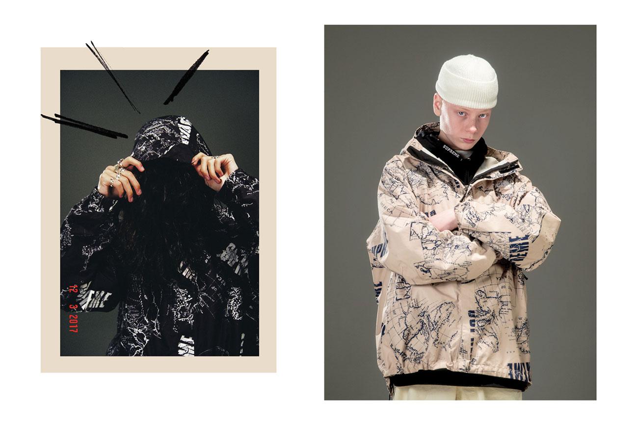 Gully Guy Leo Mandella In Supreme x The North Face - 3760526