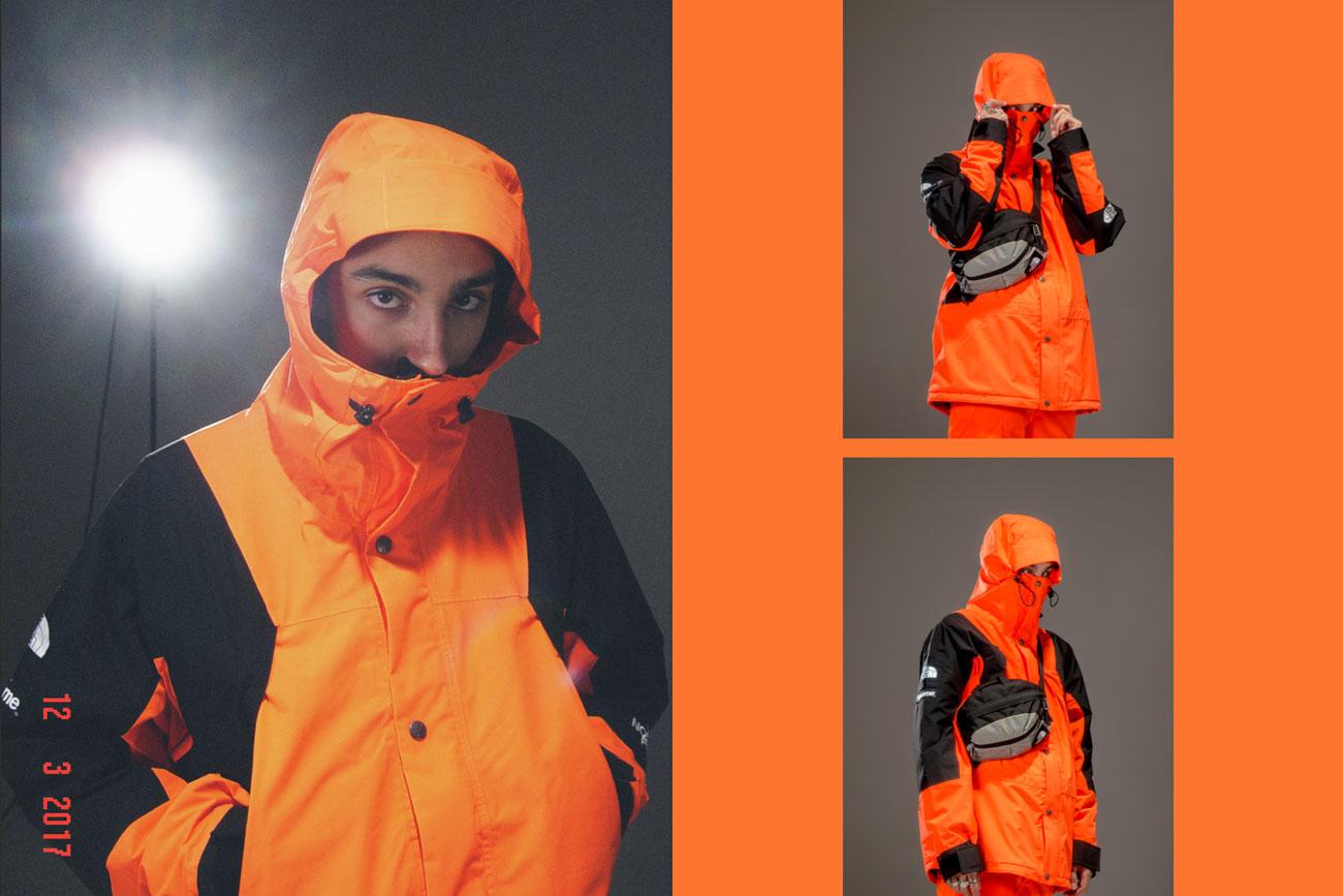 Gully Guy Leo Mandella In Supreme x The North Face - 3760517