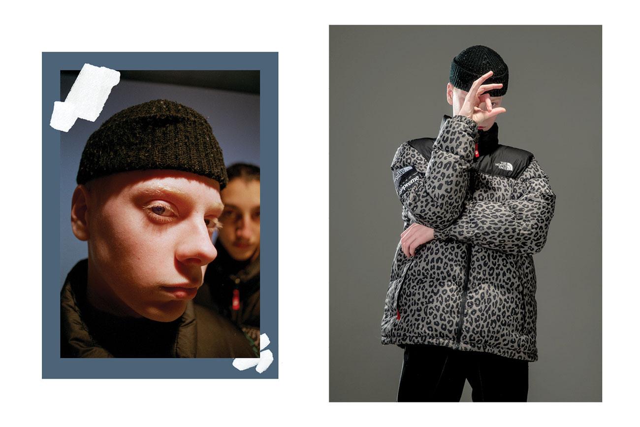 Gully Guy Leo Mandella In Supreme x The North Face - 3760527