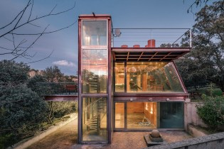 This Hidden Pavilion in Spain Is a Glass Fortress of Solitude