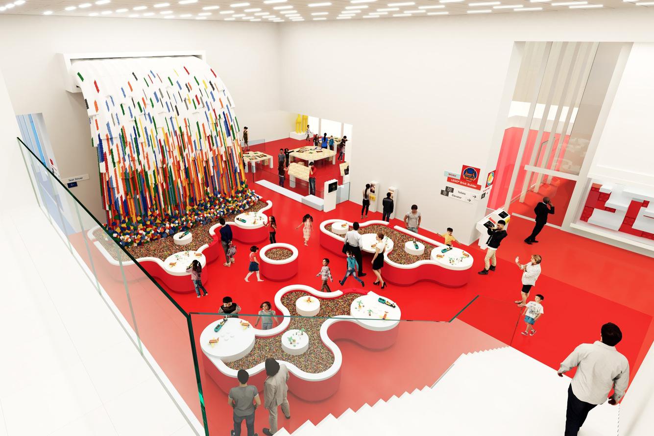 LEGO Experience Center Construction Denmark - 3749945