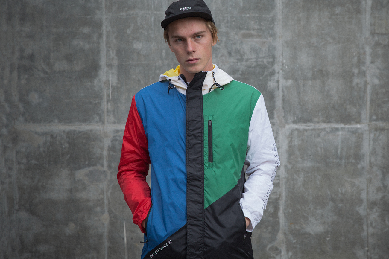 The Quiet Life 2017 Colorblock Jacket