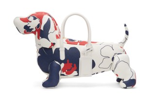 """Thom Browne Brings New Meaning to The """"Doggy Bag"""""""