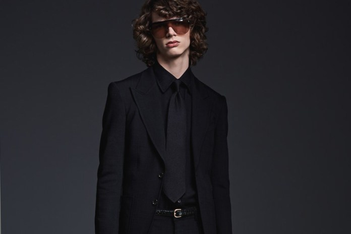 Tom Ford's 2017 Spring/Summer Collection Is Quintessentially Dapper