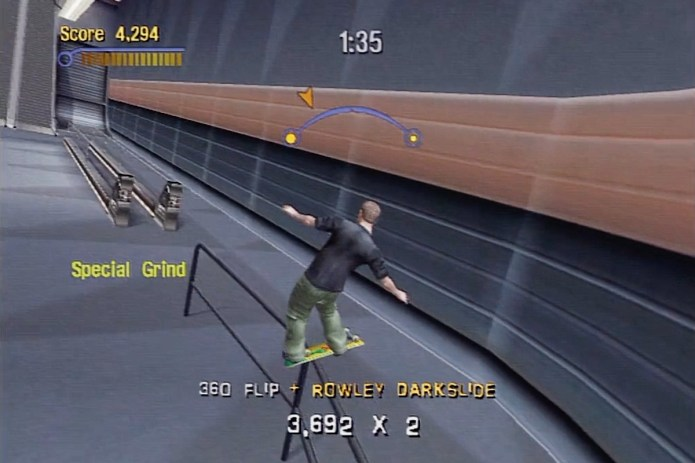 Here's the Official Trailer for the 'Tony Hawk's Pro Skater' Video Game Documentary