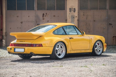 Take a Look at the Top Five Porsche Exclusive Models