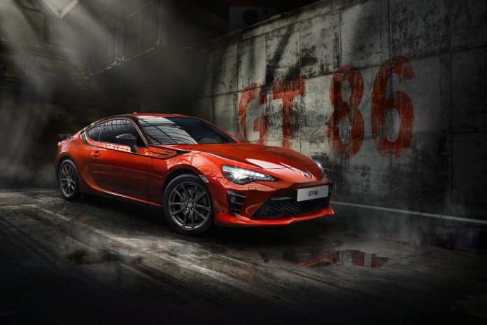 """Toyota Unveils an Extremely Limited 86 """"Tiger"""""""