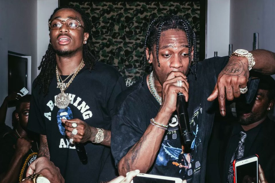 A Travis Scott and Quavo Collab Project Is Coming