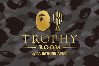 Trophy Room and BAPE Tease Upcoming Collaboration