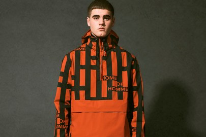 """HOME of HOMME Unveils Its 2017 Fall Collection Called """"NEWMODERNFUTUREWAVEPUNK"""""""