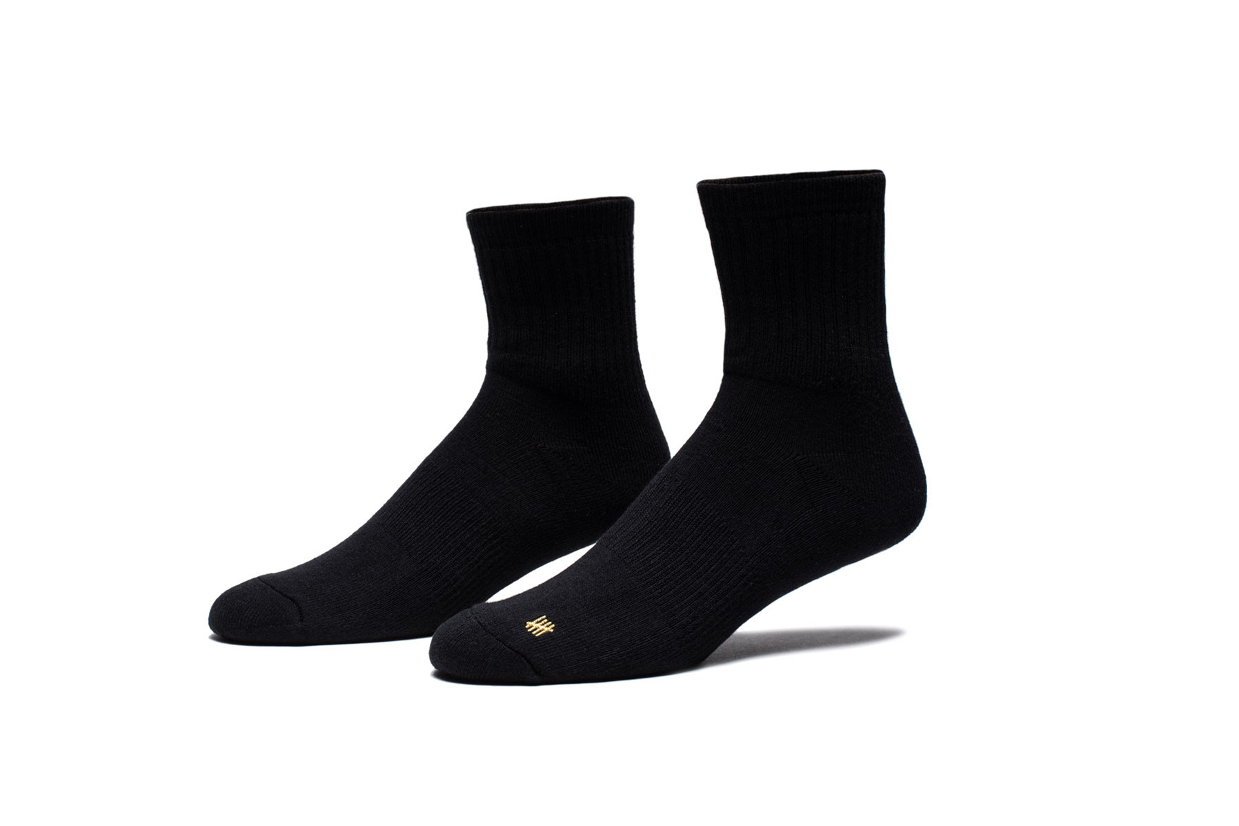 UNDEFEATED Techwear 2017 Spring/Summer Collection Prints Basic Sweats Socks - 3752624