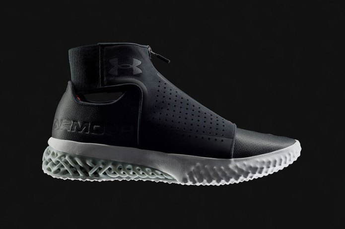 "Under Armour's Line of ""Super-Hybrid"" Shoes Continues With the 3D-Printed ArchiTech Futurist"