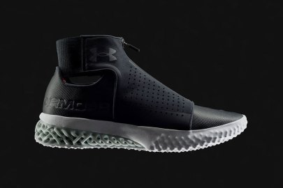 """Under Armour's Line of """"Super-Hybrid"""" Shoes Continues With the 3D-Printed ArchiTech Futurist"""