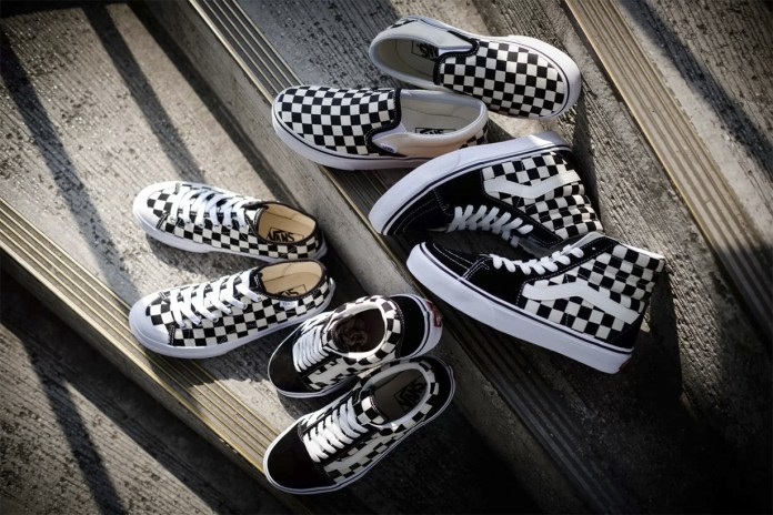 Vans Drops a Checkerboard Series for a Heritage Revamp