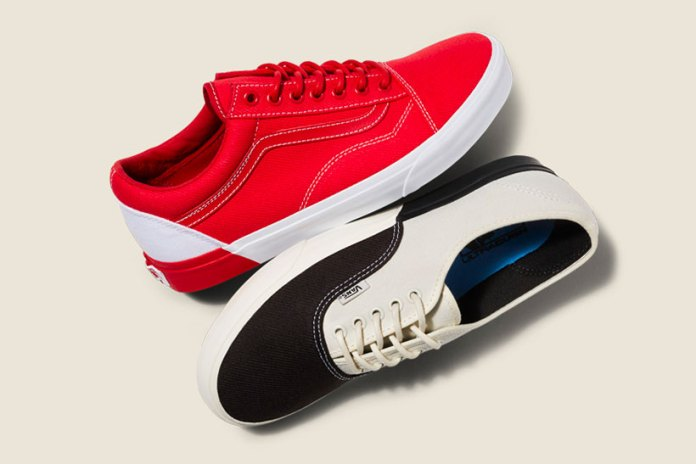 """Vans Classics """"Blocked"""" Pack Is a Fresh Take on Color-Blocking"""