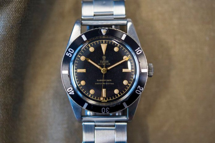 This Vintage Tudor Watch Just Sold on eBay for $99,999 USD