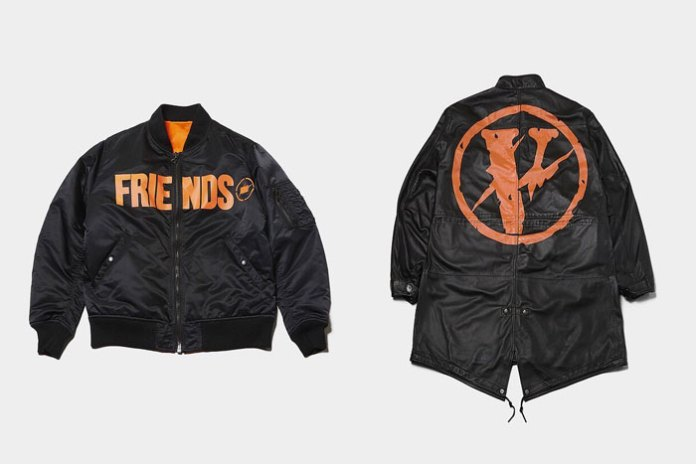 Here Are the Items You Can Expect From VLONE x fragment design's Drop at THE PARK · ING GINZA