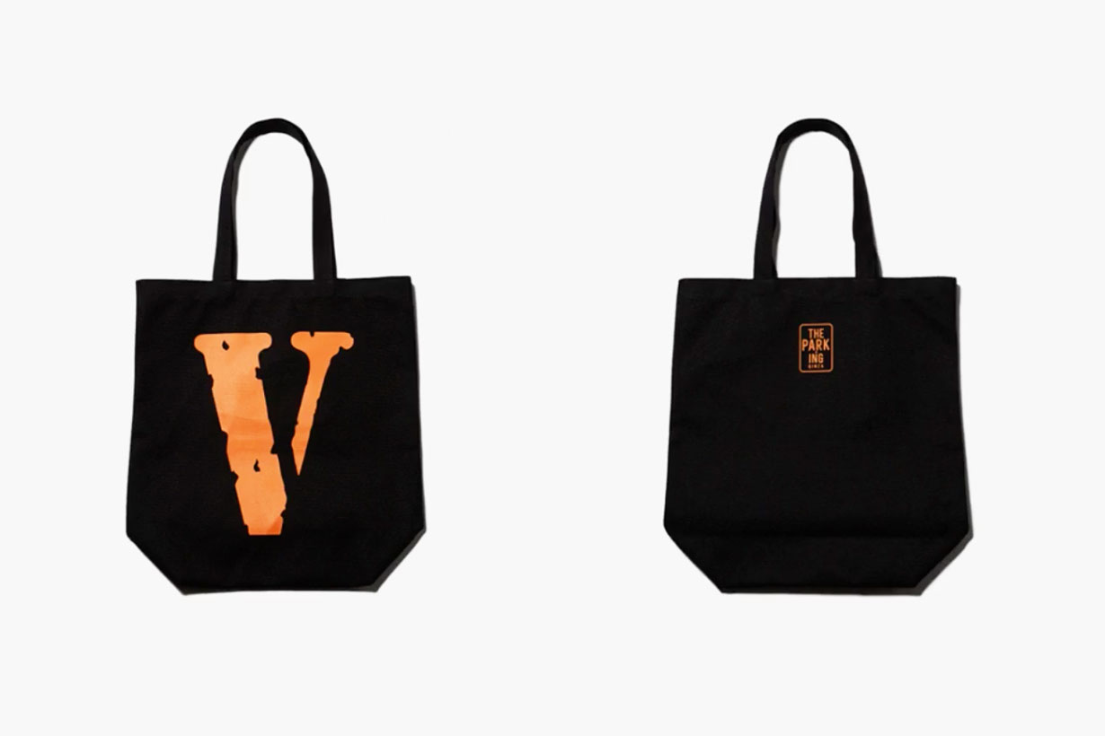 VLONE x fragment design THE PARK ING GINZA Bomber and Parka - 3758546