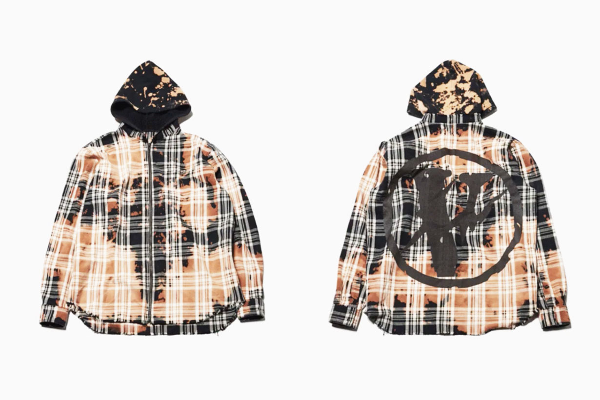 VLONE x fragment design THE PARK ING GINZA Bomber and Parka - 3758547