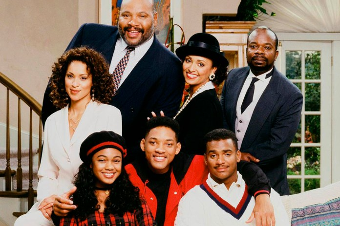 Will Smith Reunites With 'Fresh Prince' Cast After 20 Years