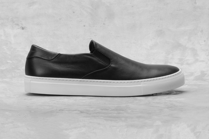 wings+horns Expands Its 2017 Spring/Summer Footwear Offering