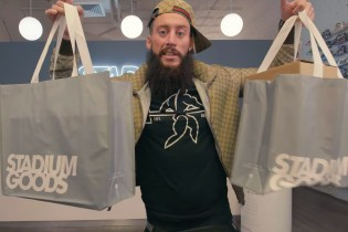 WWE's Enzo Amore Makes Road to Wrestlemania Pitstop at Stadium Goods