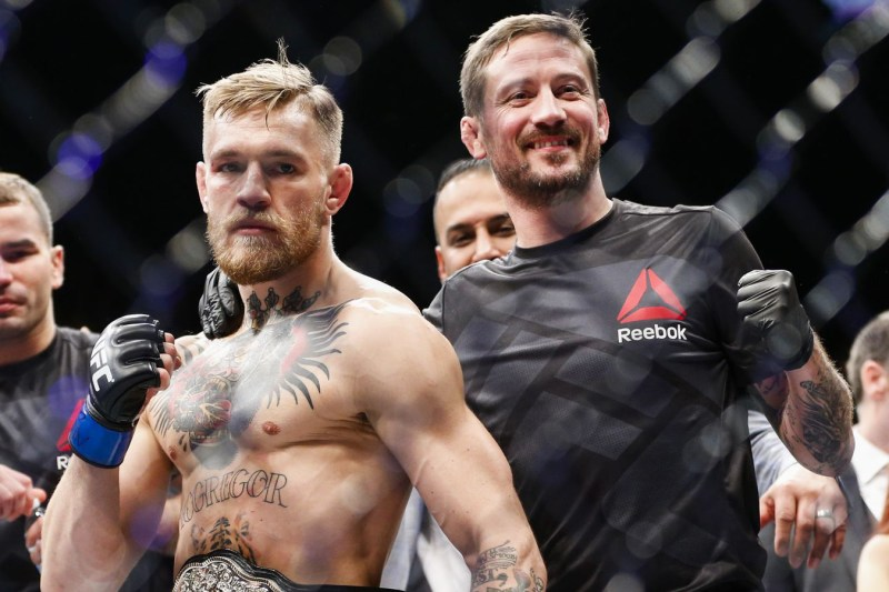 Conor Mcgregor Trash Talk Quotes: McGregor's Coach Says Conor Is Training For Mayweather And