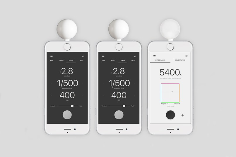 Light Color Temperature Meter App | mountainstyle co