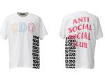 COMME des GARÇONS CDG x Anti Social Social Club T-Shirts Drop Online