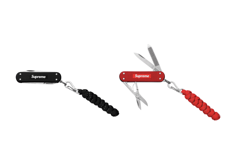 Supreme Spring/Summer 2019 Accessories Knife Keychain Foldout
