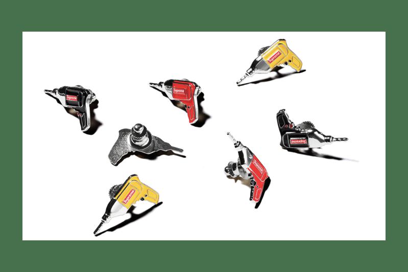 Supreme Spring/Summer 2019 Accessories Drill Pin
