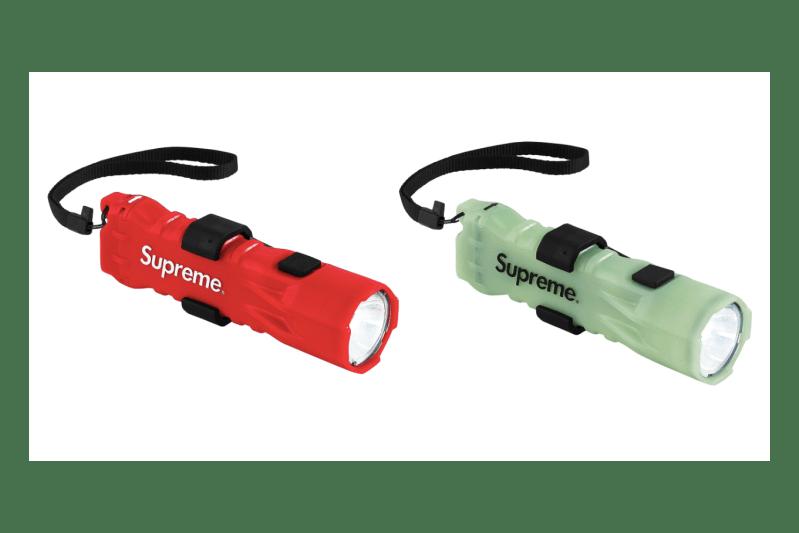 Supreme Spring/Summer 2019 Accessories Pelican 3310PL Flashlights