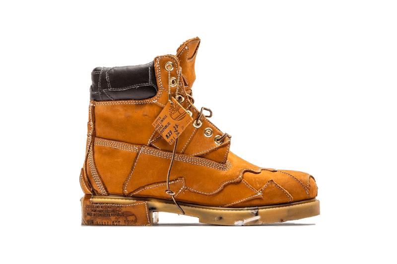 Timberland CONSTRUCT 10061 Customized Boots Drop
