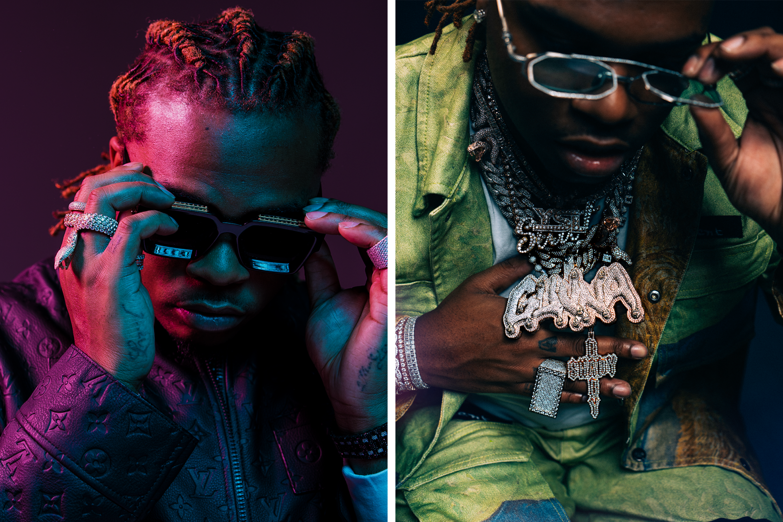 Gunna WUNNA Album Interview Rap Rapper Atlanta ATL Young Thug Travis Scott Feature HYPEBEAST HipHop Hip Hop Young Thug YSL Young Stoner Life 300 ENT Entertainment