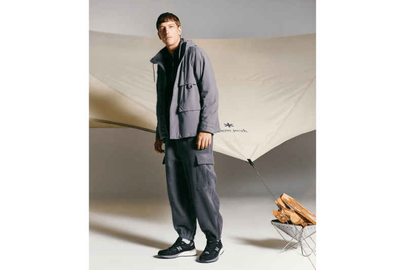 snow peak beauty and youth capsule collection fall winter 2020 release information coats outerwear