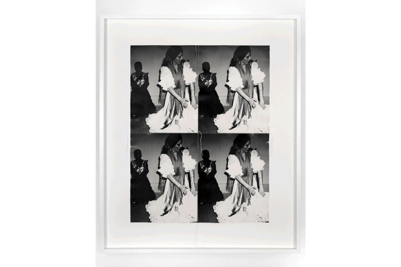 andy warhol instantanes galerie italienne paris france exhibition photography