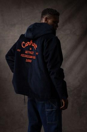carhartt wip workwear fall winter 2021 lookbook release details buy cop purchase