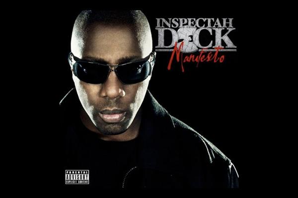 Inspectah Deck – The Champion (Prod. by The Alchemist)