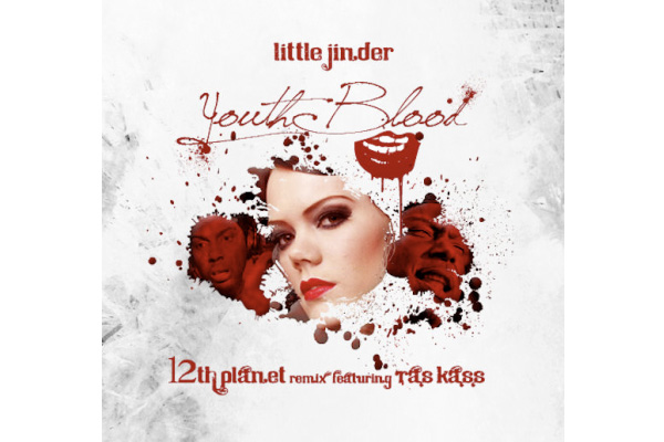 Little Jinder featuring Ras Kass - Young Blood (12th Planet Remix)