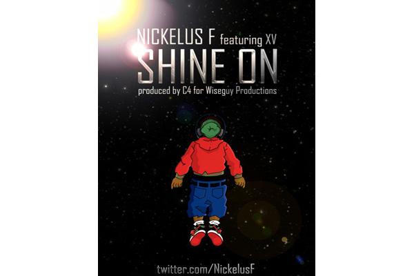 Nickelus F featuring XV - Shine On