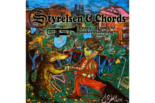 Styrelsen featuring Chords - Make That Music Burn