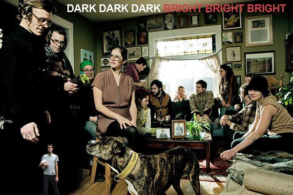 Dark Dark Dark - Bright Bright Bright