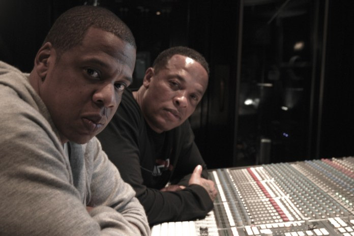 Dr. Dre Prepares First Single Off Detox With Jay-Z?